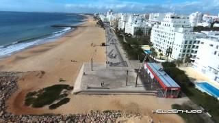 Quarteira Portugal  City pictures : Quarteira 19 de Janeiro de 2016 (Parrot Bebop)