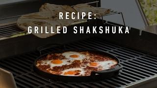 RECIPE - Shakshuka on the Weber Original GBS Cast Iron Griddle