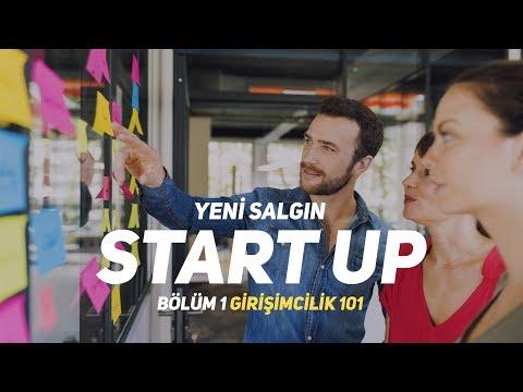 yeni salgın: start-up [bölüm 1: girişimcilik 101]