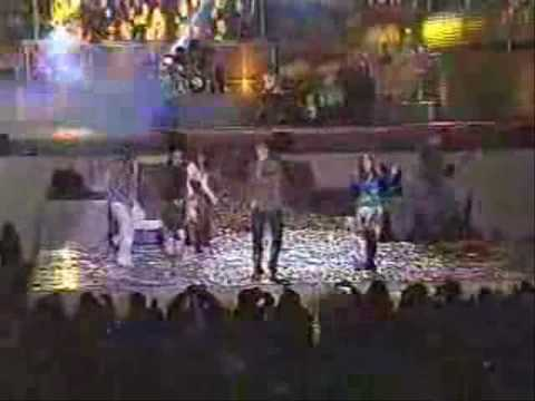 RBD en Teletn 2006 - Rebelde Rock