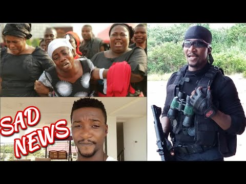 Kumawood Actor Scorpion Assas!nation attempt Plotted by Fellow Stars..