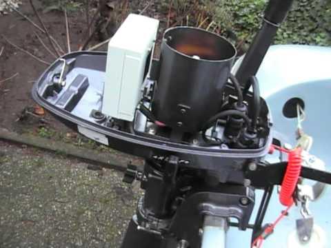 Elektromotor Elektroaußenborder CREE MH 80 HV elektrischer Außenborder Made in Germany