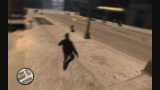 GTA 4 drunk mode and how to undrunk faster