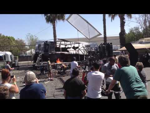 NCIS Explosion
