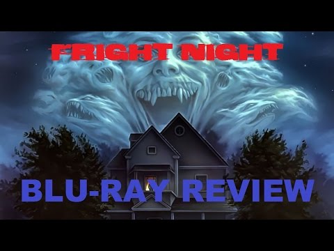 Fright Night (1985) *Twilight Time* 30th Anniversary Blu-Ray Review
