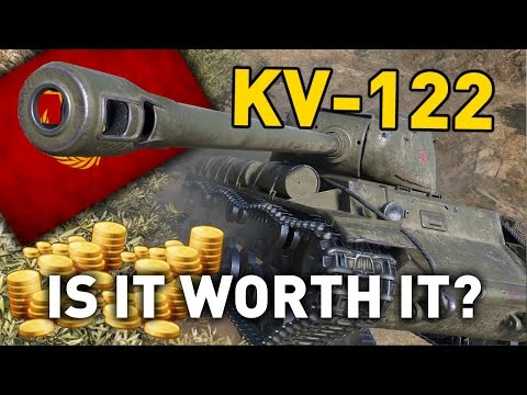 World of Tanks || KV-122 - is it Worth it?