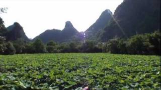 This is YangShuo 阳朔 ...