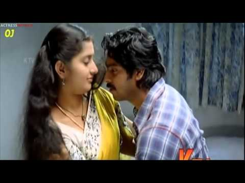 Meera Jasmine RARE Intimate Scene From A Tamil Movie