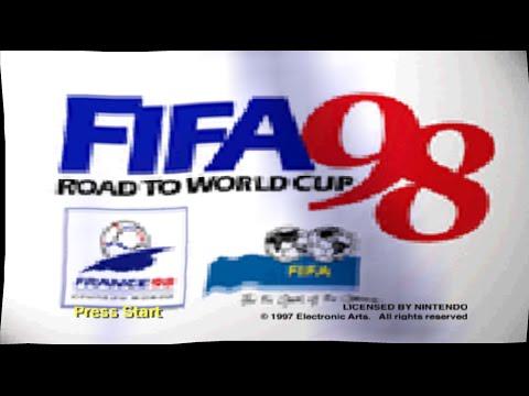FIFA 64 Nintendo 64