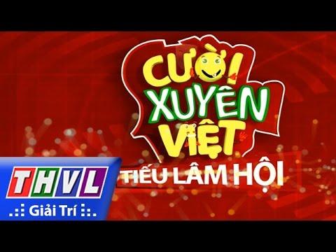 Cười xuyên Việt 2016 - Tập 2 Full - ngày 4-6-2016