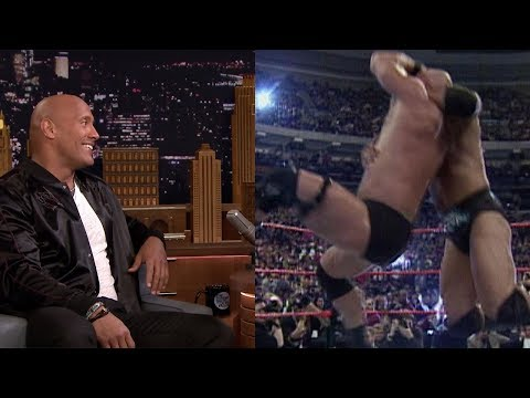 The Rock Finally Reveals Why He Oversold the Stone Cold Stunner