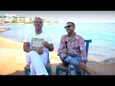 Identity Speed Questions x Gouna: Hassan Abuelrous / Mostafa Darwish (Zizo & Fathy)