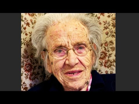 Video 102 YEAR OLD lady made YOUNG and BEAUTIFUL again! download in MP3, 3GP, MP4, WEBM, AVI, FLV January 2017