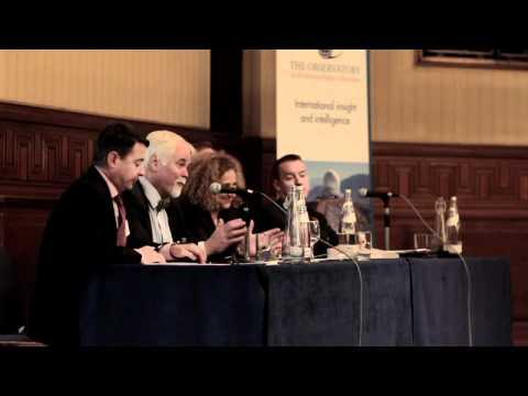 Anpassung an Disruptive Zeiten Conference Podiumsdiskussion