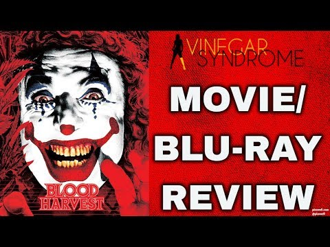 BLOOD HARVEST (1987) - Movie/Blu-ray Review
