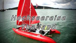 Happy Cat  VISION  - BENDA Thailand - Travel Catamaran - Grabner