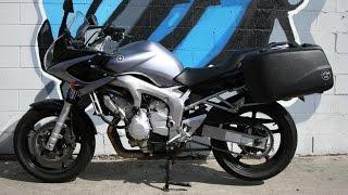 8. 2005 Yamaha FZ6 Motorcycle For Sale