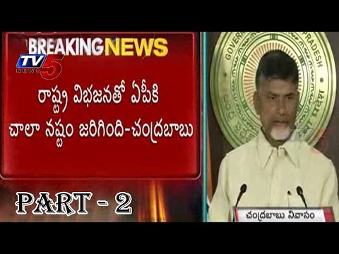 Chandrababu Released
