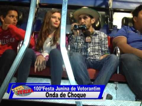 100ª Festa Junina de Votorantim - Onda de Choque