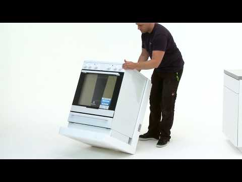 How to Install Your Freestanding Electrolux Oven