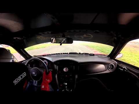 FR-S Shannonville Drift Practice