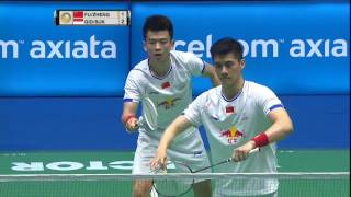 Video Celcom Axiata Malaysia Open 2017 | Badminton F M5-MD | Fu/Zheng vs Gid/Suk MP3, 3GP, MP4, WEBM, AVI, FLV November 2018