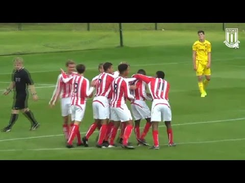 4th - Watch the 23-pass move for Stoke City Under-18s' fourth goal vs Liverpool in the 7-1 triumph on Saturday 16th August 2014.