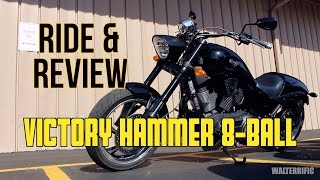 1. Ride & Review - Victory Hammer 8-Ball