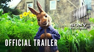 Peter Rabbit - Official Trailer