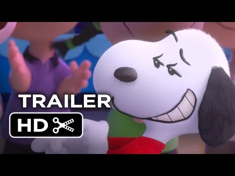 The Peanuts Movie TRAILER 1 (2015) - Animated Movie HD