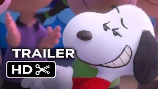 Nonton The Peanuts Movie Trailer 1  2015    Animated Movie Hd Film Subtitle Indonesia Streaming Movie Download