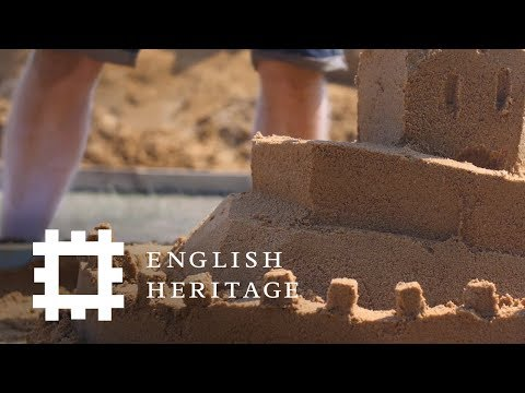 How To Build The Ultimate Sandcastle