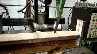 Submerged arc welding