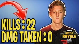FAZE TFUE GETS 22 KILLS AND TAKES 0 DMG & GUIDED MISSILES ARE BACK!!! Fortnite Battle Royale Moments