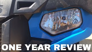 6. Polaris Sportsman 570 one year review