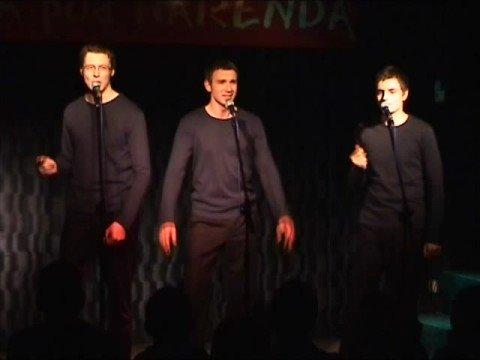 Kabaret Napad - Łyżwy (Na krawędzi)