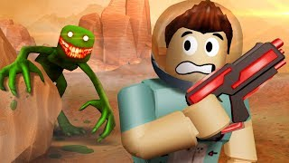 Roblox TIME TRAVEL ADVENTURES! (Mission to Mars)