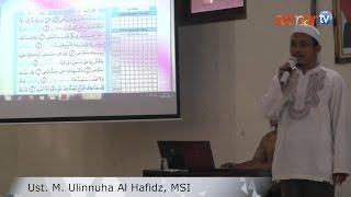 Pelatihan Menghafal Quran Metode Tikrar FULL  Ust. M. Ulinnuha