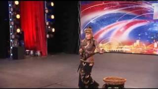 Snakey Sue Snake Sanctuary Owner - Britains Got Talent 2009 Episode 2 - Saturday 18th April 2009
