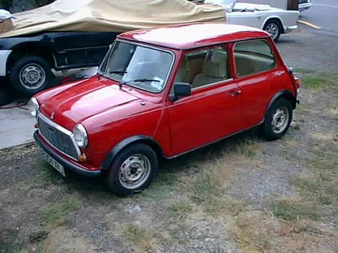 Classic Mini Cars For Sale – Cool Video