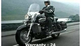 9. 2010 Triumph Rocket III Touring - Features & Specs