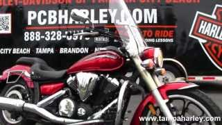 9. Used 2009 Yamaha V Star 950 Motorcycles for sale in Tampa Florida USA