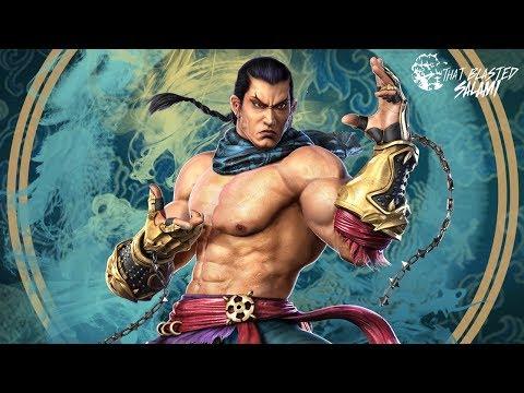 Tekken 7 - Feng Wei Breakdown