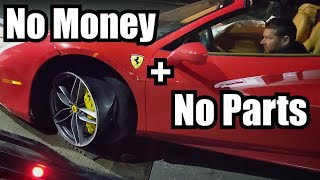 Bad News for my Ferrari 488 by Super Speeders
