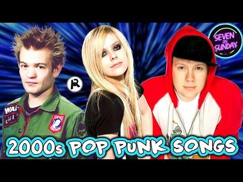 7 LEGENDARY POP PUNK SONGS (2000s)