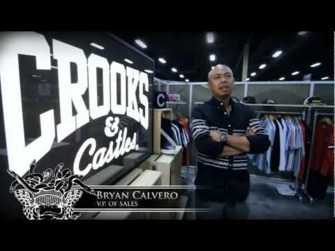 "Crooks & Castles ""Eye On The Castle"" Documentary"