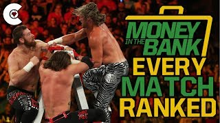 Video Every WWE Money In The Bank Match Ranked From Worst To Best MP3, 3GP, MP4, WEBM, AVI, FLV Juni 2018