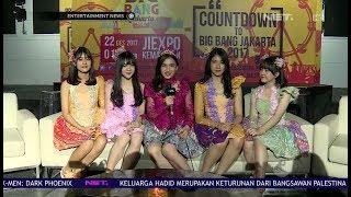 Di Ulang Tahunnya Yang Ke 6 JKT48 Hadir Dalam Acara Big Bang Jakarta