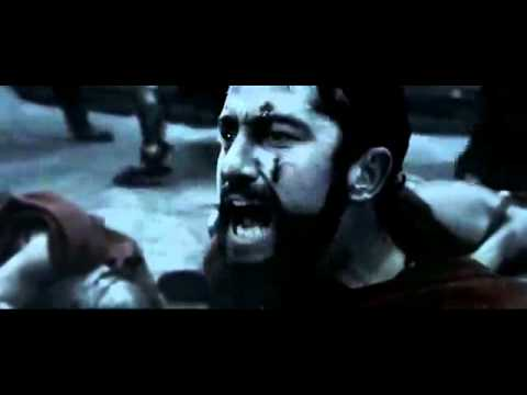 300 HD Fight Scene-Part 2