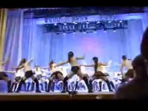 Детская школа танцев продолжает удивлять интернет
